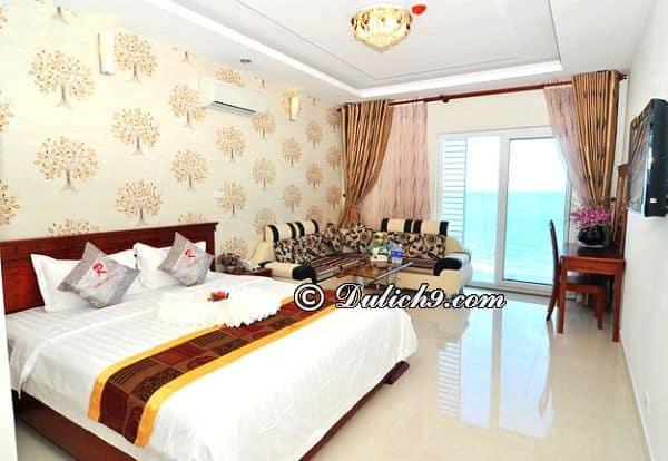 Du lịch Vũng Tàu ở khách sạn nào gần bãi sau giá tốt, tiện nghi? Khách sạn gần biển Bãi Sau Vũng Tàu nên đặt phòng