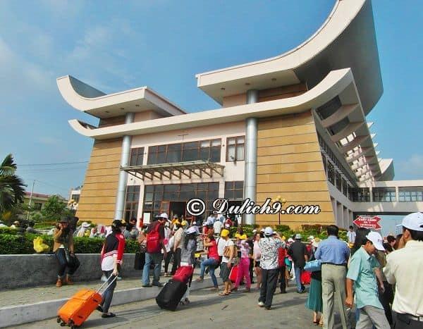 Kinh nghiệm du lịch Tây Ninh tự túc: Địa điểm du lịch hấp dẫn ở Tây Ninh