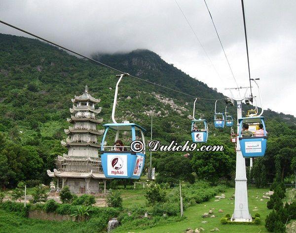 Kinh nghiệm du lịch núi Bà Đen Tây Ninh: Du lịch Tây Ninh nên đi đâu chơi, tham quan?