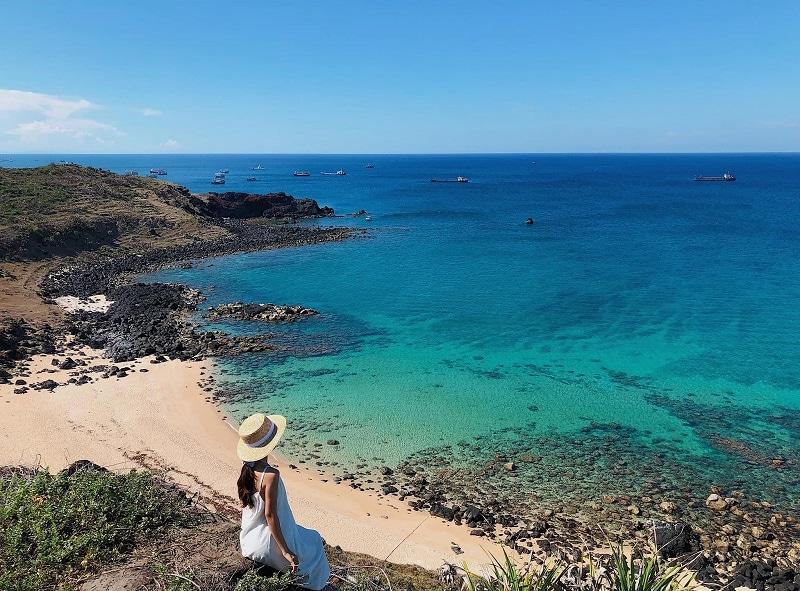 Kinh nghiệm du lịch đảo Phú Quý, vẻ đẹp của đảo Phú Quý