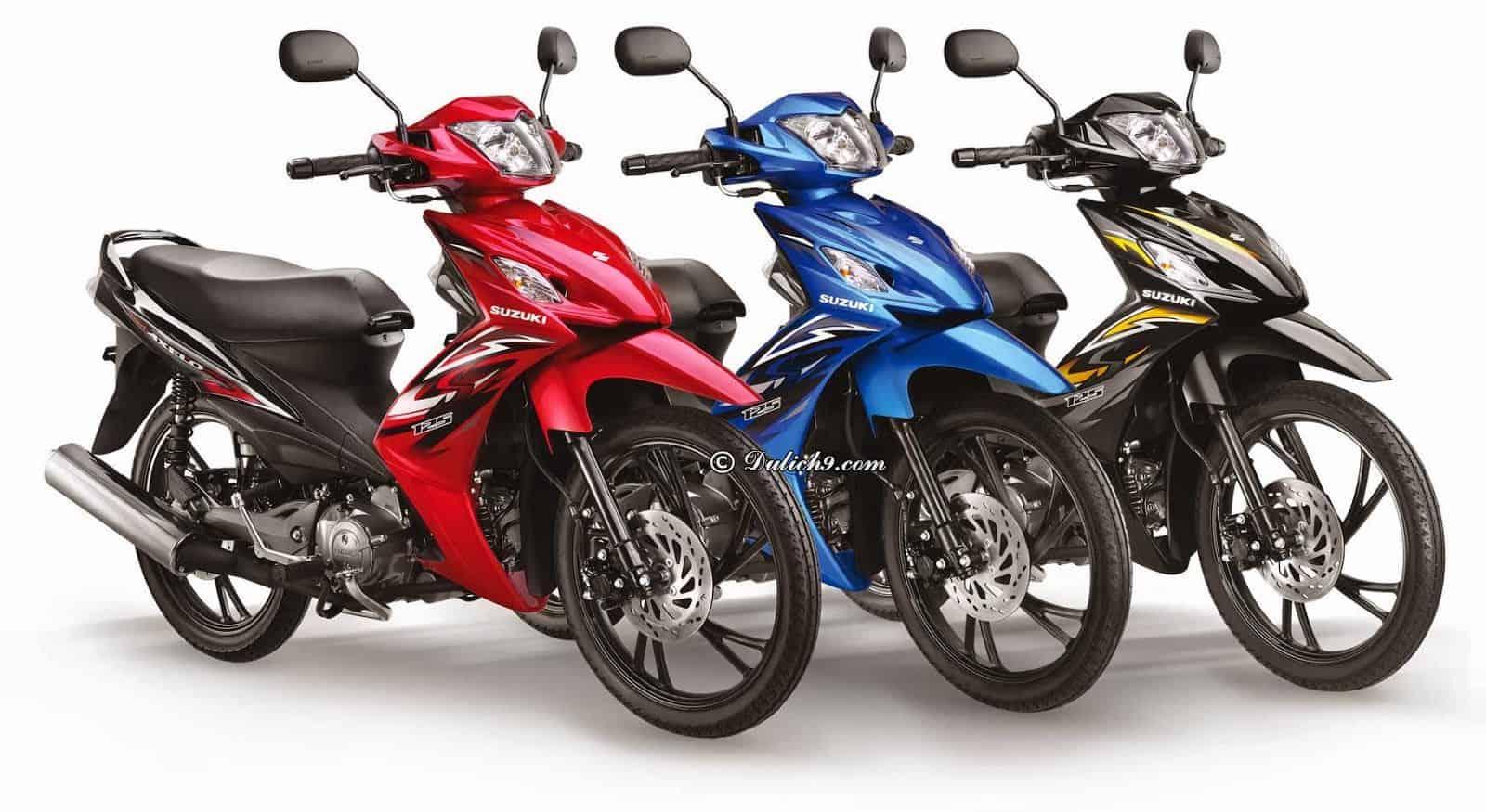 Kinh nghiệm thuê xe máy ở Nha Trang uy tín, giá rẻ: Thuê xe máy ở đâu Nha Trang?