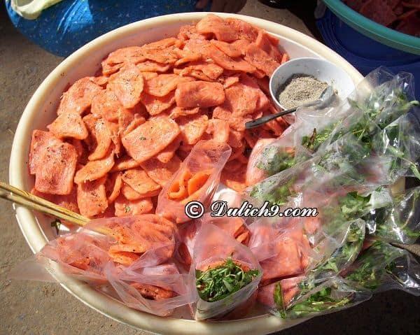 Món ăn đặc sản dân dã ở Tây Ninh: Du lịch Tây Ninh nên ăn món gì?