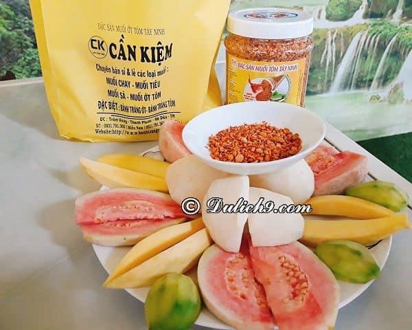 Món ăn đặc sản ngon rẻ ở Tây Ninh: Du lịch Tây Ninh nên ăn gì?