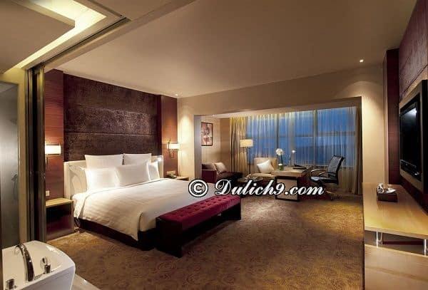Nên ở khách sạn nào khi du lịch Thượng Hải? Du lịch Thượng Hải ở khách sạn nào?
