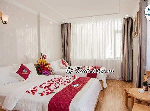 Nên ở khách sạn nào khi du lịch Vũng Tàu? Du lịch Vũng Tàu ở khách sạn nào đẹp, tiện nghi đầy đủ?