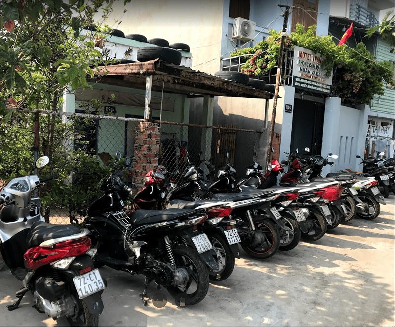 Thuê xe máy Vũng Tàu ở đâu tốt, giá rẻ, gần bãi Sau. Thuê xe máy Thanh Hải