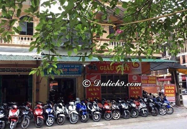 Thuê xe máy ở đâu Cần Thơ uy tín, giá rẻ? Kinh nghiệm thuê xe máy ở Cần Thơ giá rẻ