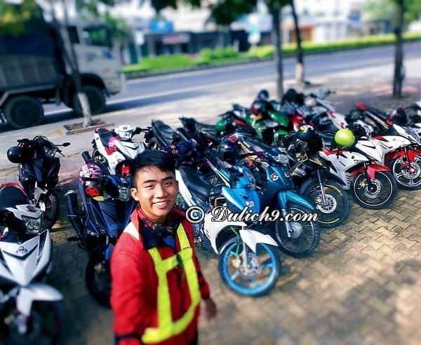 Thuê xe máy ở đâu Nha Trang? Địa chỉ cửa hàng cho thuê xe máy ở Nha Trang uy tín, giá rẻ