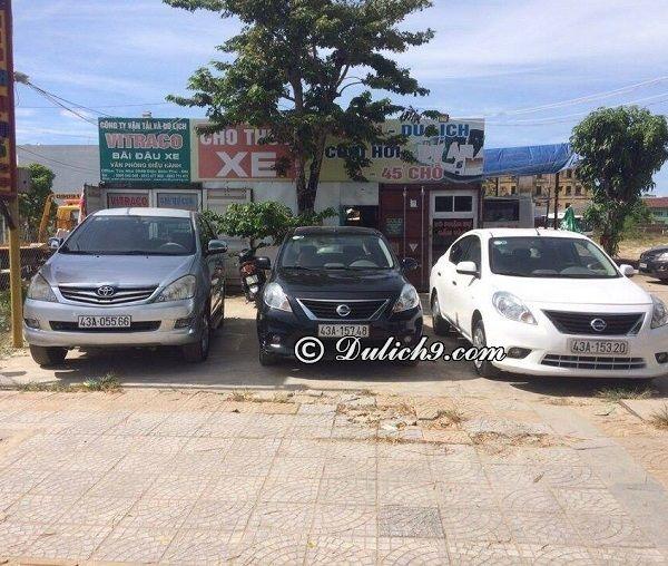 Thuê xe ô tô ở đâu Đà Nẵng giá rẻ, chất lượng tốt? Địa chỉ các công ty cho thuê xe ô tô ở Đà Nẵng lâu đời, uy tín