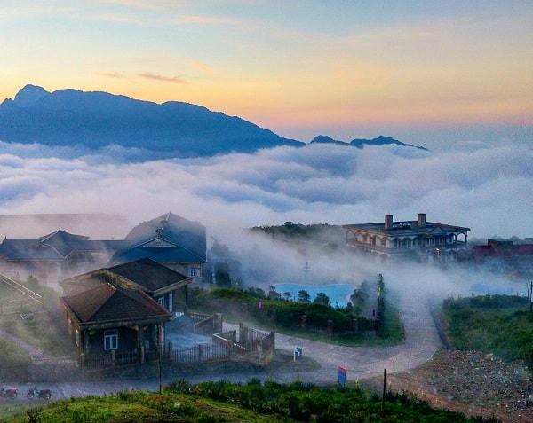 Mẫu Sơn, Lạng Sơn - Điểm du lịch tết Dương lịch không thể bỏ qua