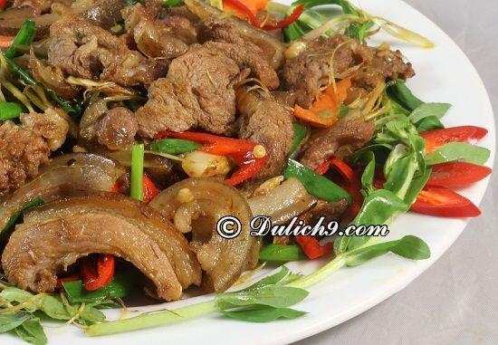 Nhà hàng Nai - Phong Oanh/những quán ăn ngon nhất ở quận Long Biên. Quận Long Biên có quán ăn nào ngon, giá rẻ?