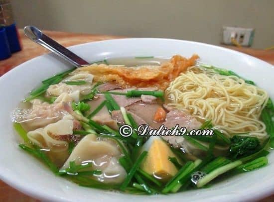 Địa chỉ ăn vặt ngon ở Long Biên. Những quán ăn vặt ngon, nổi tiếng ở Long Biên