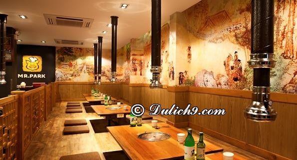 K-PUB - KOREAN GRILL PUB/ quán nướng vị Hàn Quốc. Quán nướng ngon giá rẻ ở Cầu Giấy