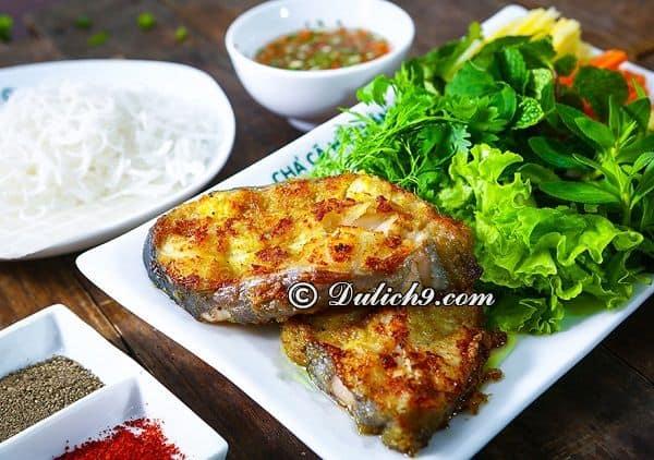 Chả Cá Ngon/ quán ăn ngon rẻ khu vực Mỹ Đình. Quán ăn ngon nổi tiếng ở khu vực Mỹ Đình