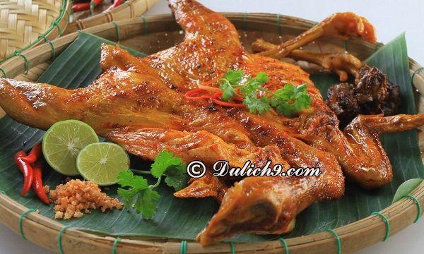 Những quán ăn ngon ở quận Thanh Khê Đà Nẵng. Địa chỉ ăn uống ngon, bổ, rẻ ở Đà Nẵng