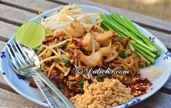 Hoàng Linh Đan/ quán ăn quận Thanh Khê Đà Nẵng chuyên món Thái. Quán ăn ngon ở quận Thanh Khê Đà Nẵng