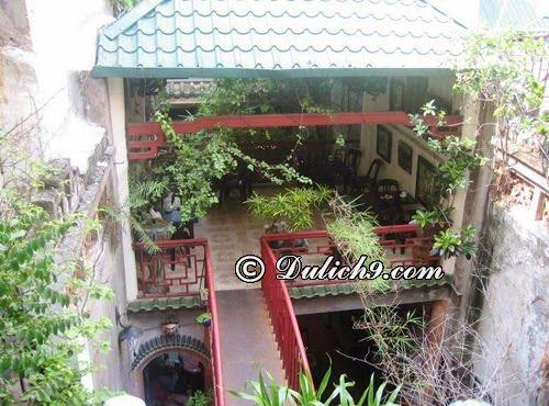 Cafe phố cổ/ quán cafe nổi tiếng khu vực phố đi bộ Hà Nội