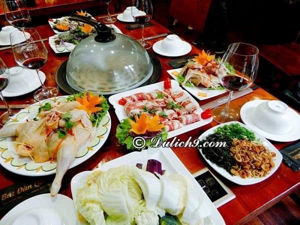 Những quán lẩu ngon nhất ở quận Hoàn Kiếm