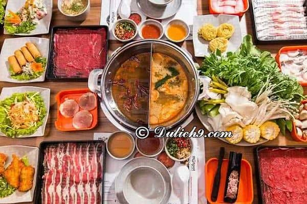 Lạ Quán/ Địa chỉ ăn lẩu ngon tại quận Hoàn Kiếm