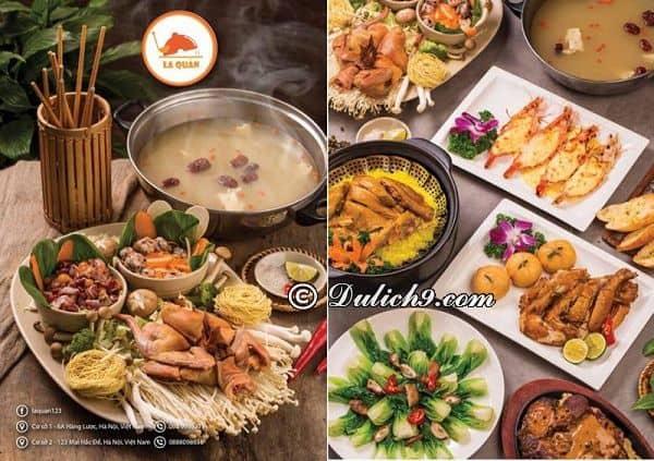 Lẩu Hít/những quán lẩu ngon nhất ở quận Hoàn Kiếm