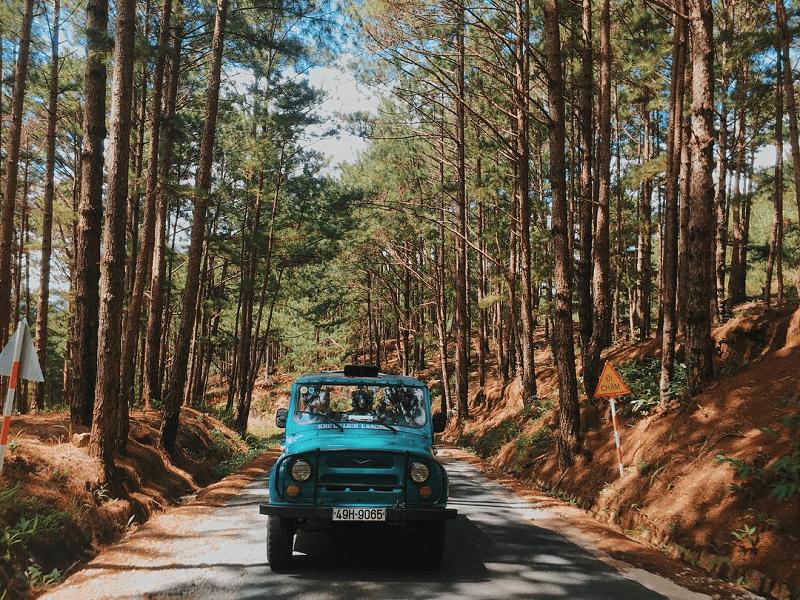 Kinh nghiệm thuê xe ô tô ở Đà Lạt
