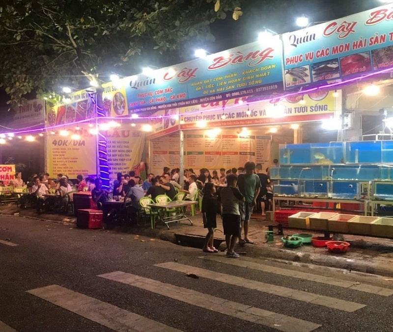 Địa chỉ nhà hàng, quán ăn ngon ở Côn Đảo giá rẻ, đông khách. Ăn hải sản ở đâu Côn Đảo?