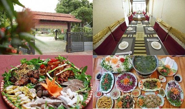 Địa chỉ quán ăn ngon ở Tam Đảo giá rẻ, đông khách. Nhà hàng ngon, nổi tiếng ở Tam Đảo. Nhà hàng Phúc Hương Viên Tam Đảo