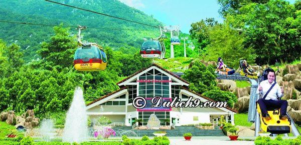 Địa điểm du lịch nổi tiếng ở Tây Ninh: Du lịch Tây Ninh nên đi đâu chơi?