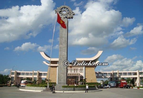 Địa điểm du lịch ở Tây Ninh: Du lịch Tây Ninh nên đi đâu chơi?