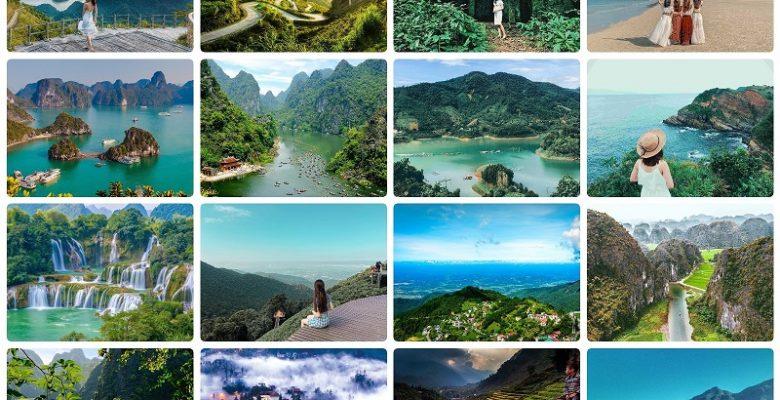 Du lịch miền Bắc nên đi đâu? Các địa điểm du lịch đẹp nhất miền Bắc