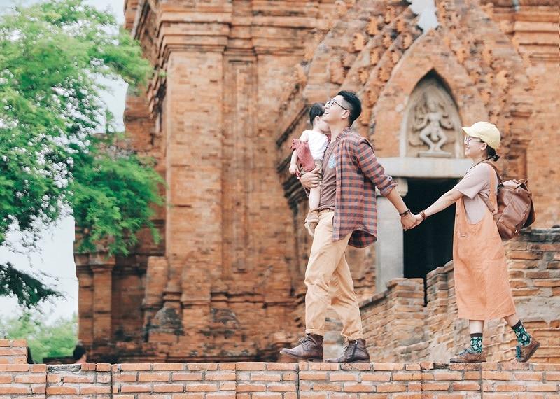 Kinh nghiệm du lịch Ninh Thuận 3 ngày 2 đêm, Tháp Chàm Ninh Thuận