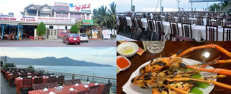 Nhà hàng hải sản ngon ở Đà Nẵng. Ăn hải sản ở đâu ngon Đà Nẵng? Nhà hàng Mỹ Hạnh