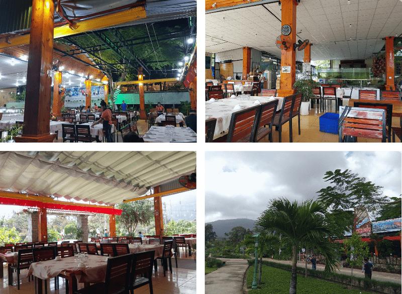 Nhà hàng ngon ở Côn Đảo, nhà hàng Cánh Buồm