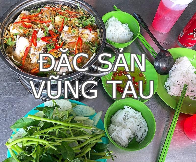 Những món ăn ngon ở Vũng Tàu. Lẩu cá đuối