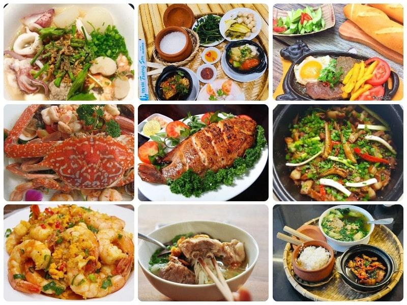 Quán ăn ngon ở Côn Đảo, quán cơm niêu Sài Gòn
