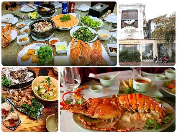 Nhà hàng hải sản Hạ Long, nhà hàng hải sản Hồng Hạnh