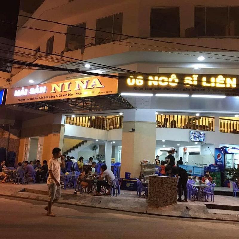 địa chỉ ăn hải sản ngon nổi tiếng ở Nha Trang