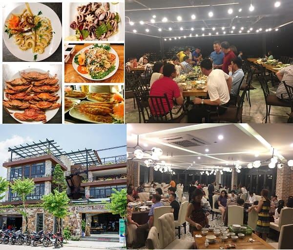 Quán ăn hải sản ngon ở Hạ Long giá rẻ: Ăn hải sản ở đâu Hạ Long ngon, giá bình dân?