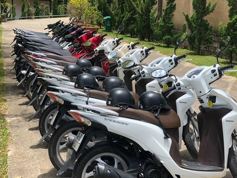 Những lưu ý khi thuê xe máy ở Đà Lạt