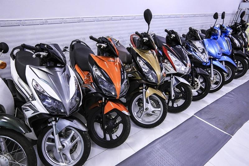 Kinh nghiệm thuê xe máy khi du lịch Huế