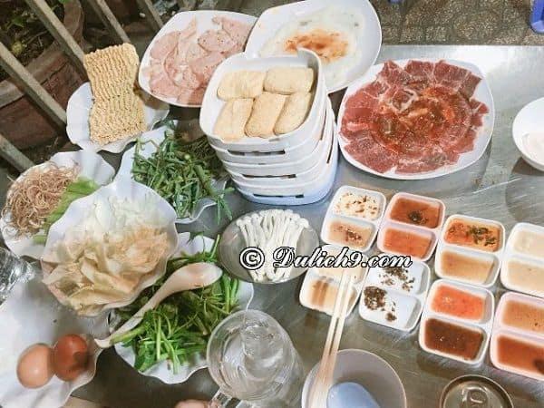 Lẩu Nướng Thái Lan Số 7 - Poi Pet/ Quán ăn ngon, đông khách ở Quận 5, Sài Gòn