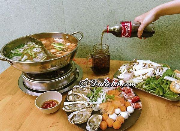 Lẩu sa tế Uyên ương/ Địa chỉ ăn uống ngon tại Quận 5