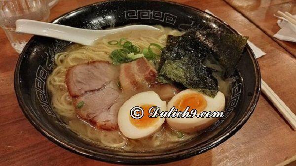 No 1 Ramen/ Địa điểm ăn uống ngon, bổ rẻ Quận 5 Sài Gòn. Quận 5 Sài Gòn có quán ăn nào ngon, nổi tiếng?