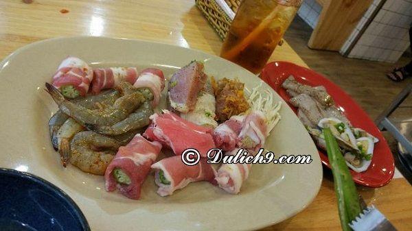 Buffet Sukiya Kore/ địa chỉ ăn ngon nức tiếng và đông khách tại quận 2 Sài Gòn