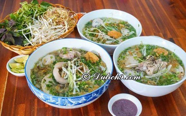 Bún mọc Ròm Mập/ Địa chỉ ăn ngon nức tiếng Quận 3 Sài Gòn. Quán ăn nào ngon, giá rẻ ở quận 3, TP Hồ Chí Minh