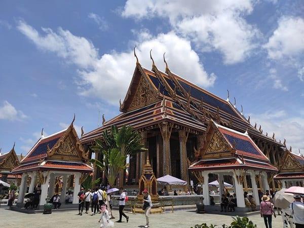 Những địa điểm đẹp và nổi tiếng nhất ở Bangkok