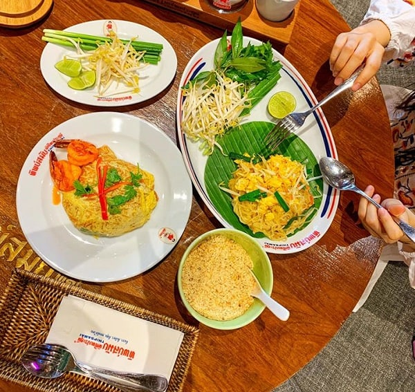 Món ăn đặc sản Bangkok Thái Lan