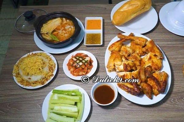 Gà Nướng Ò Ó O – Hậu Giang/ ăn uống ngon rẻ tại Quận 6 TP Hồ Chí Minh. Nên ăn ở quán nào quận 6, Sài Gòn?