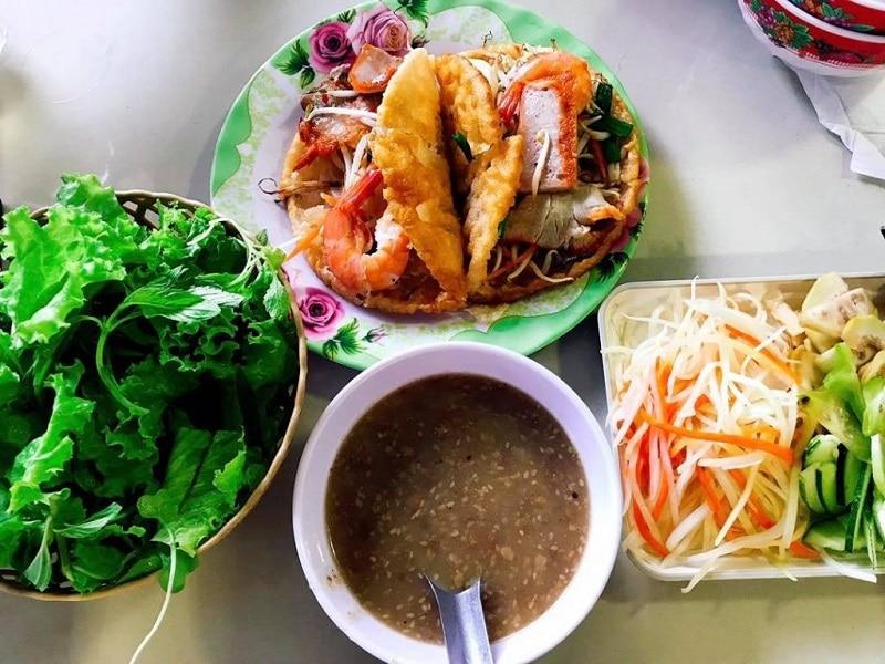 Địa điểm ăn uống ngon rẻ ở Huế