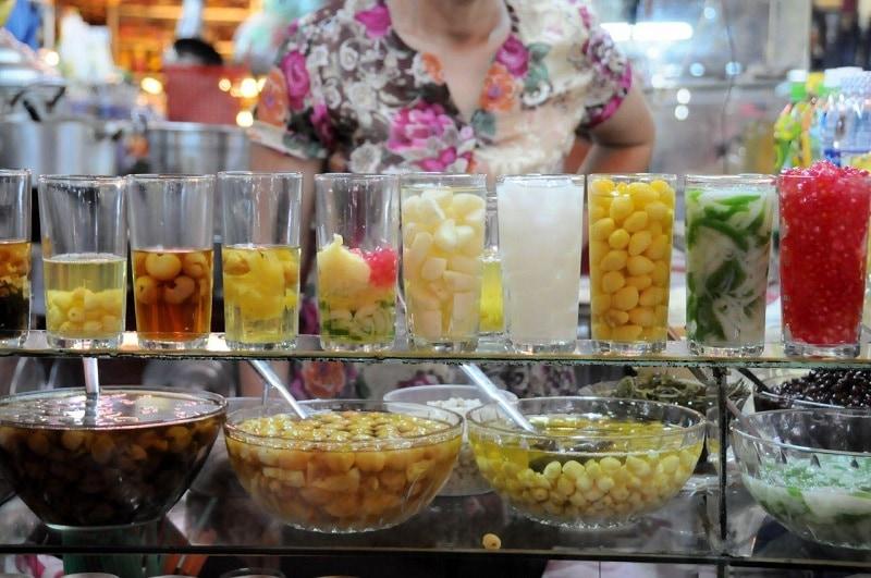 Những quán ăn ngon ở tpHuế